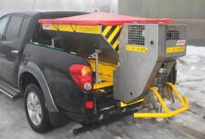 Afbausalzstreuer pick-up